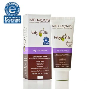 Dry skin Rescue for Babies Eczema
