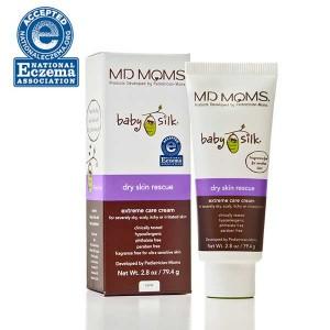 Dry skin Rescue for Babies Eczema
