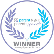 MD MOms is the receipent of the Parent Tested Parent Approved (PTPA) Seal of Approval for testing in real-life environments with real families with positive results and evaluations